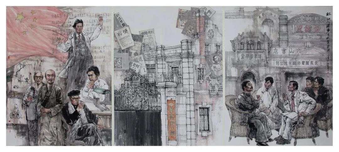 专访 • 张智栋丨行万里路 画万卷画  我的故事全纪实